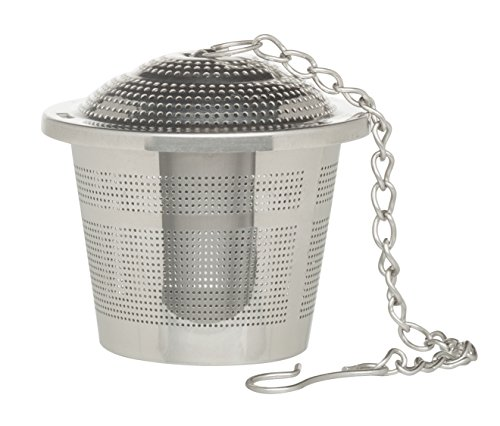 HIC Extra Fine Barrel Loose Leaf Tea Infuser, Barrel, 1 3/4-Inch by HIC Harold Import Co.