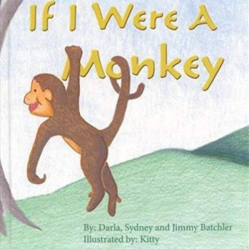 If I Were a Monkey audiobook cover art