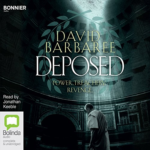 Deposed audiobook cover art