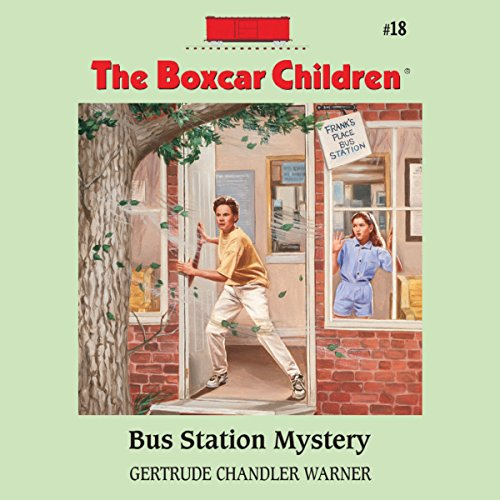 Bus Station Mystery cover art