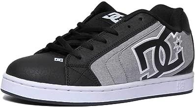 DC Black-Black-White Net Se Shoe (US 8, Black)