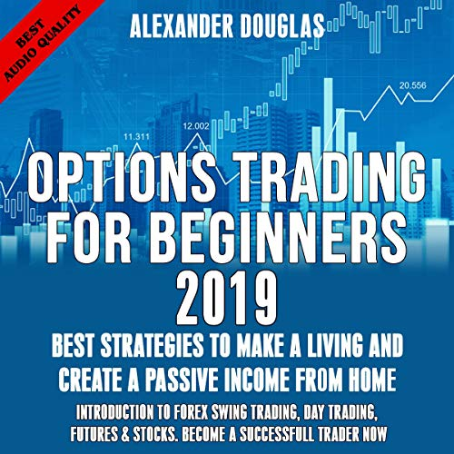 Options Trading for Beginners 2019 cover art