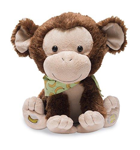 Cuddle Barn Child's Play Animals (My Monkey Marvin)