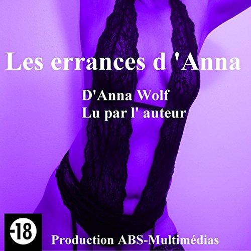 Couverture de Les errances d'Anna 1