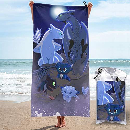 película de anime 12 Astrid Hofferson l-e-go juventud Tra-in Your Drag-on The Hidden World toalla de playa toalla de viaje Altamente absorbentebathroom gimnasio Calendario para adultos niñas y niños