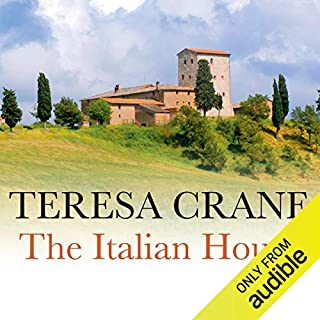 The Italian House                   Written by:                                                                                                                                 Teresa Crane                               Narrated by:                                                                                                                                 Selina Griffiths                      Length: 7 hrs and 53 mins     1 rating     Overall 1.0