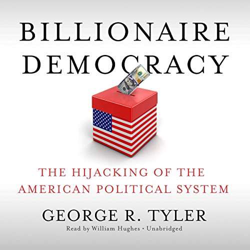 Couverture de Billionaire Democracy