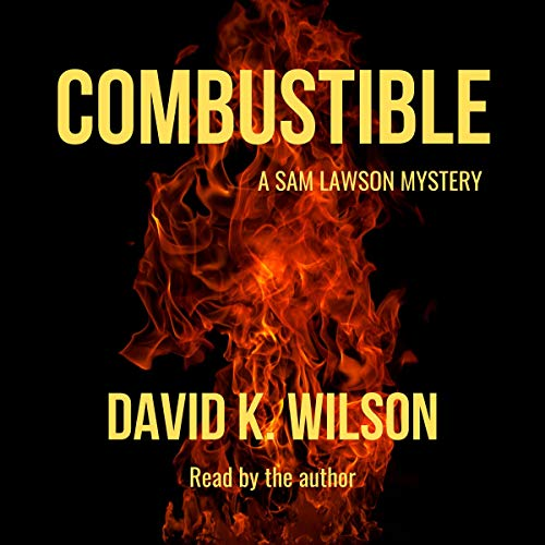 Combustible audiobook cover art