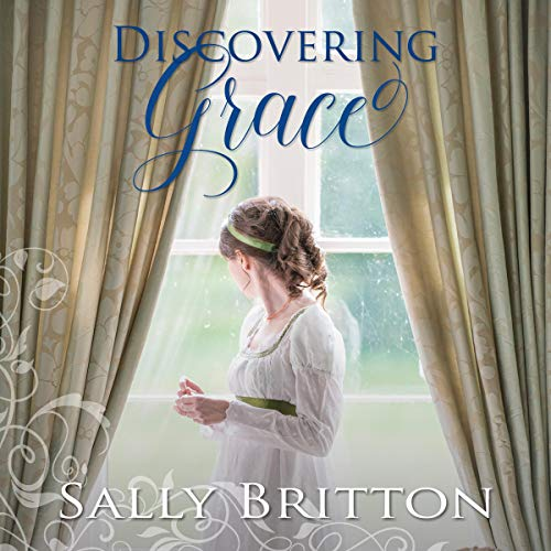 Discovering Grace cover art