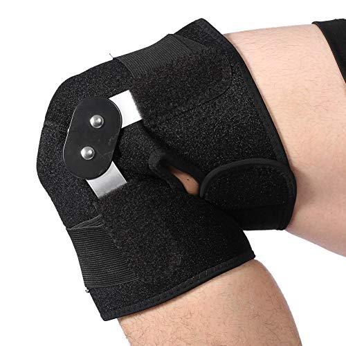 Kniebandage, verstellbare Sport Kniebandage Protector Leg Compression Sleeves(01)
