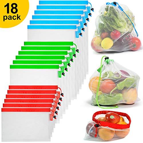 longzon Sac reutilisable Fruit L...