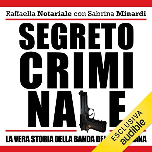 Segreto criminale cover art
