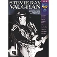 Guitar Play Along DVD para Volume 32: Stevie Ray Vaughan. Para Guitarra