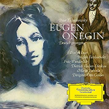 Tchaikovsky: Eugene Onegin, Op. 24 - Highlights (Sung in German)