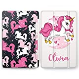 Wonder Wild Case Compatible with Samsung Galaxy Tab Pink Unicorn S4 S2 S3 S6 Lite S5e S7 Plus Tablet Cover 8 Pen 9.7 10.1 10.5 Design Cover Personalized Girly Kids Glitter Bright Cute Cartoon Narwhal