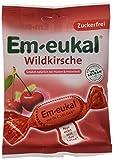 Em-Eukal Hustenbonbons Wildkirsche, 75 g -