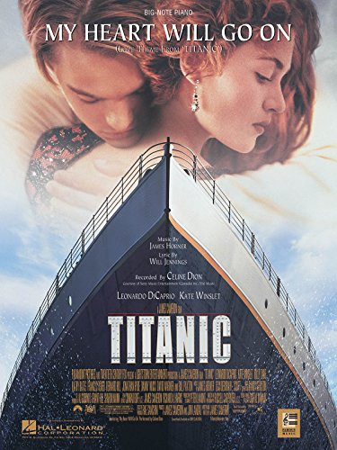 My Heart will go on (from Titanic) - Klavier - Buch