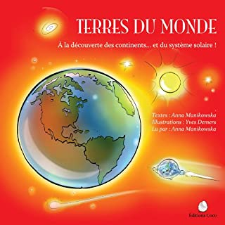 Terres du monde (French Edition) cover art