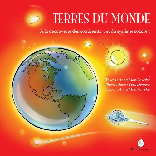Terres du monde (French Edition) audiobook cover art