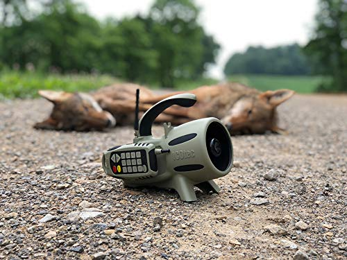 Product Image 2: Icotec GEN2 GC300 Electronic Predator Call – Play 2 Sounds Simultaneously – Attracts Multiple Species – Fixed Sounds (Not Programmable)