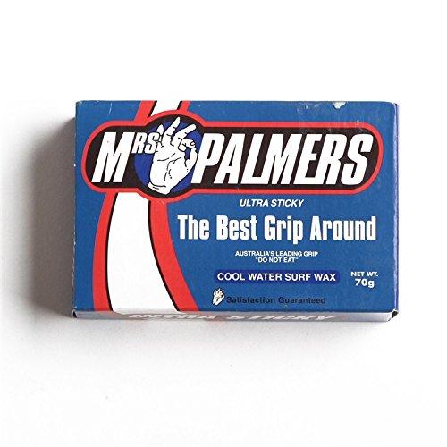 Mrs Palmers–Cera fría para Tabla de Surf Agua. 70G