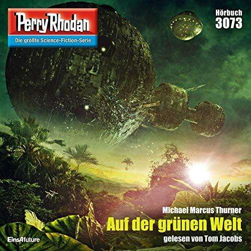 Auf der grünen Welt Titelbild