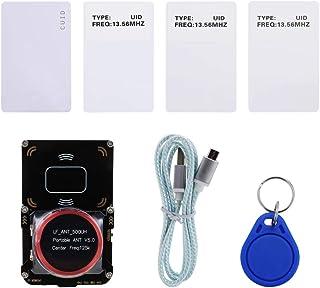 KKmoon Proxmark3 NFC RFID kortläsare kopiator utbytbart kort MFOC kort klon spricka öppen källa
