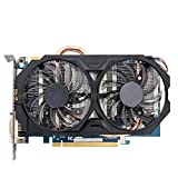 XXG Fit for Gigabyte GTX 660 2GB Video Card Fit for NVIDIA GTX660 2GB Graphics Cards GPU Desktop PC Screen Computer Game Map HDMI VGA DVI Board Graphic Card PC
