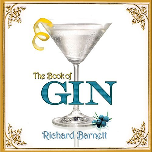 The Book of Gin cover art