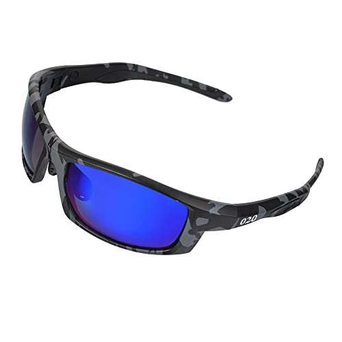c505f708935 O2O Polarized Sports Sunglasses Tr90 Frame Sport Sunglasses for Men Women  Teens Comfortable and Fit for