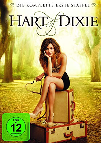 Hart of Dixie: Staffel 1 [Import]