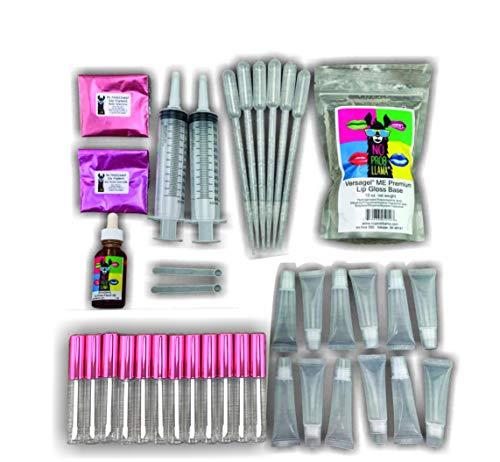 Professional Lip Gloss Making Kit for All Levels - No Prob-Llama