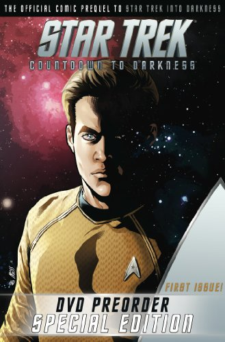 Star Trek: Countdown to Darkness #1 DVD Pre-Order Special Edition (English Edition)