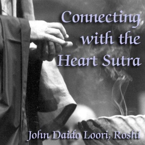 Connecting with the Heart Sutra audiobook cover art