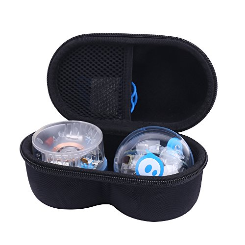Aenllosi Storage Hard Case for Sphero SPRK+/Sphero Bolt STEAM Educational Robot (Black)