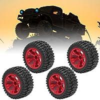 RCカータイヤ、RCタイヤWLtoys用RCタイヤ安定性安全な高品質プラスチックRCラバータイヤリモートコントロールカー用