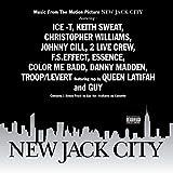 New Jack City Ost (Vinyl)