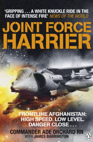 Joint Force Harrier (English Edition)