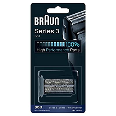 Braun Series 3 Electric Shaver Replacement Foil Cartridge, 30B