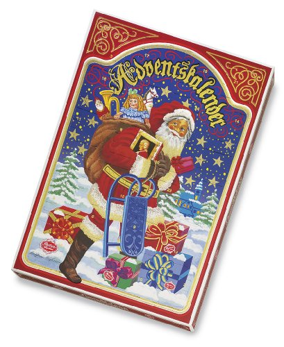 Reber Adventskalender, 1er Pack (1 x 650 g)
