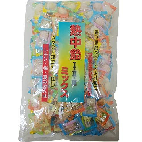 井関食品 熱中飴I・II・IIIミックス業務用 1kg
