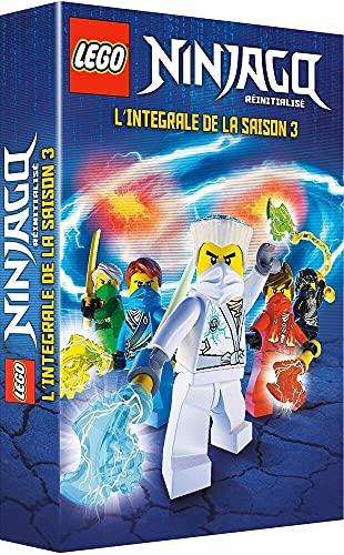 Lego, maîtres du Spinjitzu-Saison 3-Réinitialisé : la Bataille pour Ninjago City