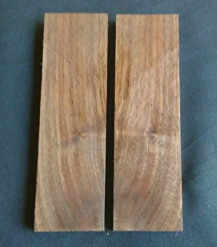 Walnut Knife Scales - 6