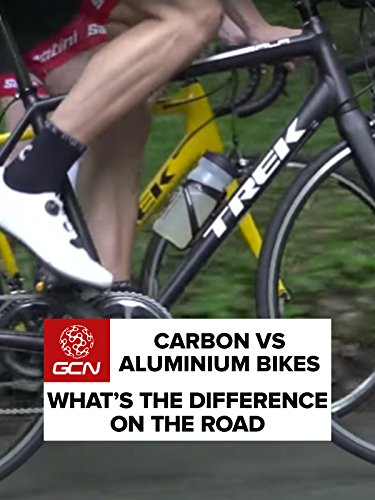 Carbon Vs Aluminium Bikes - What's The Difference On The Road