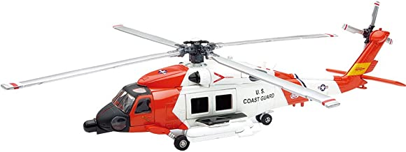Sikorsky HH-60 J (US Coastguard) Diecast Model Aircraft