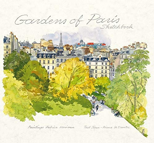 Download Garden Of Paris Sketchbook 