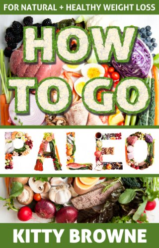 How to Go PALEO: Natural and Healthy Weight Loss (English Edition)