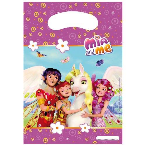 Mia and Me 419579 – geschenktüten Multicolore