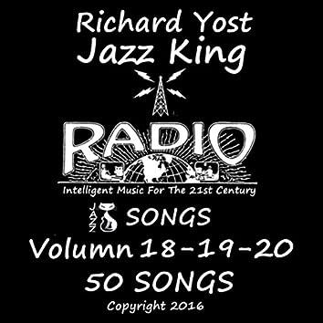 Jazz King Radio Songs, Vol. 18, 19 & 20