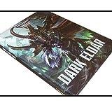 Warhammer 45-01 Dark ELDAR Libro 40.000 Serie Codex Soporte para juegos de mesa